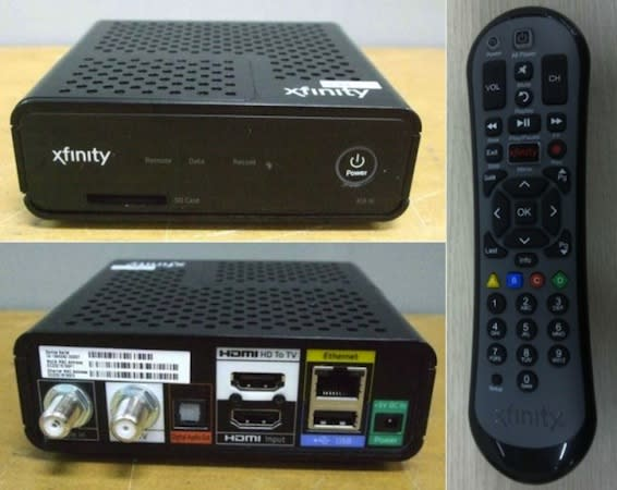 Humax's take on an IP-connected TV box for Comcast passes through the FCC