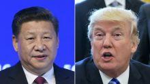 The rising tensions between China, US