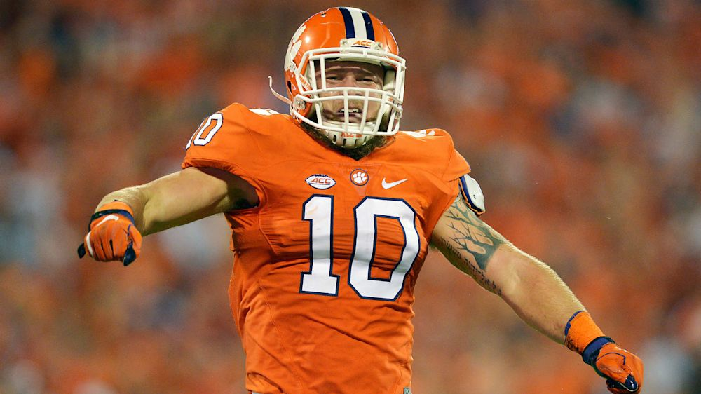 NFL Draft 2017: Clemson duo among top undrafted free agents