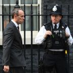 Brexit: Dominic Raab accuses Theresa May of giving in to EU 'blackmail' after quitting over deal