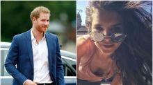 El príncipe Harry salió con la modelo Sarah Ann Macklin mientras ligaba con Meghan Markle