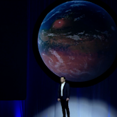 Elon Musk says he won't be the first person on Mars because he doesn't want to die
