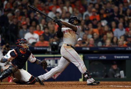 Close calls lean toward Red Sox on way to 3-1 ALCS lead