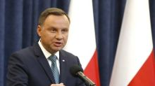 Polish president blocks judiciary reforms after days of protests