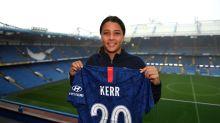 Sam Kerr: Chelsea sign Matildas star until 2022