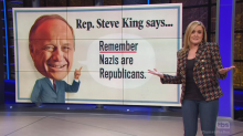Samantha Bee takes shot at Steve King after comparing Nazis to Republicans