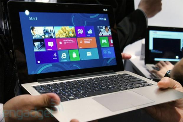 ASUS Transformer Book hybrid PC gets May 21st release date