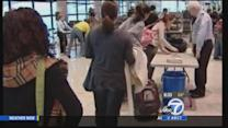 Airport security focuses on electronic devices