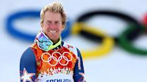 Ted Ligety wins gold, joins historic company