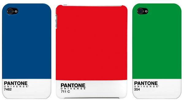 Pantone iPhone and iPad cases thumb their noses at Apple's grayscale aesthetic