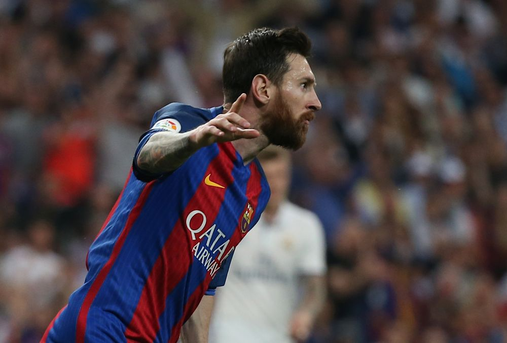Barcelona bigwig 'very positive' over new deals for Lionel Messi and Andres Iniesta