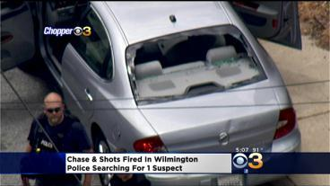 Delaware Police Investigating After Shots Fired At Undercover Police Vehicle