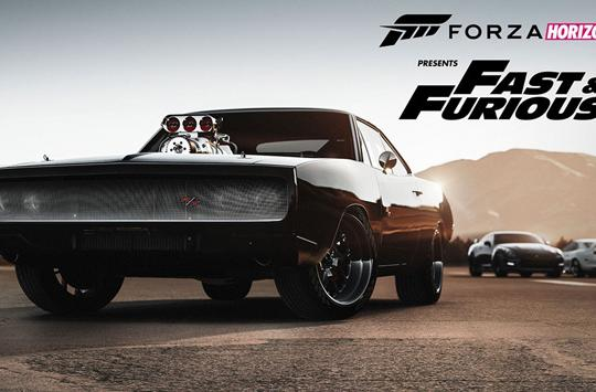 'Forza' wants to put you in 'Fast & Furious' for free