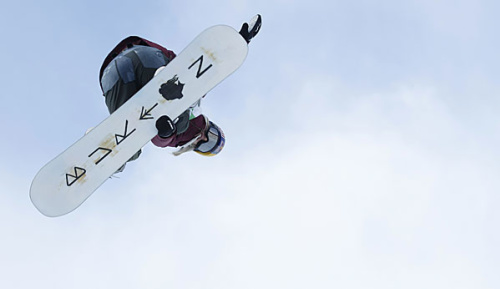 Snowboard: Big Air: WM-Titel an Sandbech und Gasser