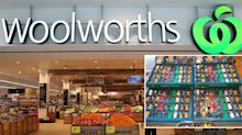 Shoppers plead with Woolworths to 'just stop' amid Ooshies rumour