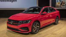 VW Jetta GLI takes all the right cues from the GTI and Golf R
