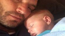 Julián Gil arremete contra la revista People por las fotos de su hijo