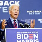 Biden warns 'outrageous' Trump voting comments could cause violence