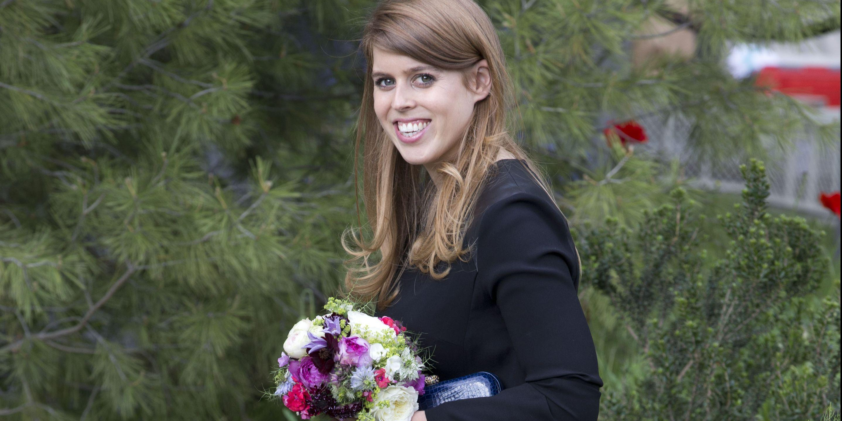 The One Flower We Know Will Be In Princess Beatrice S Wedding Bouquet