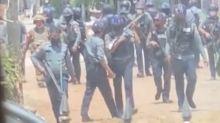 Myanmar coup: 'Dozens killed' in military crackdown in Bago