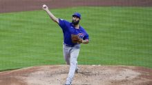 Cubs place Arrieta on 10-day IL with abrasion on right thumb