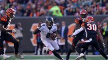 Watch unreal Lamar Jackson touchdown