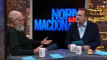 Norm Macdonald's David Letterman Interview Is Superb