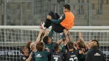La légende Claudio Pizarro prend sa retraite