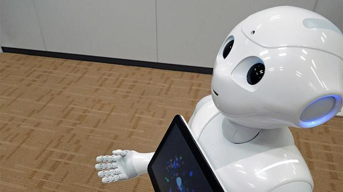 SoftBank's adorable Pepper robot goes on sale this Saturday
