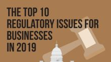 Paychex Identifies the Top 10 Regulatory Issues for Employers in 2019