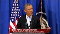 Special Report: Obama Makes Statement About ISIS Execution Of US Journalist