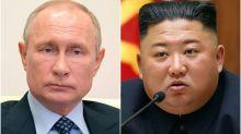 Putin awards medal to Kim Jong Un marking victory over Nazi Germany