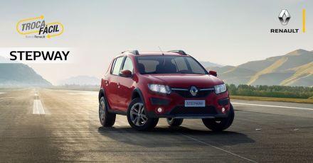 Renault STEPWAY com taxa 0%. Imperdível.