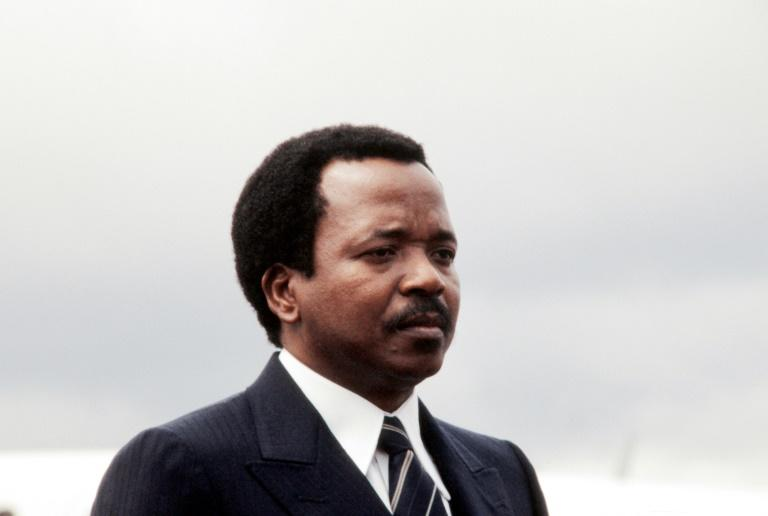 Cameroon's President Paul Biya, pictured here in 1983, has been in power for 37 years (AFP Photo/PIERRE GUILLAUD)