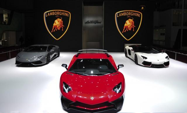 Lamborghini Limits Aventador LP 750-4 SV Production To Just 600 Units