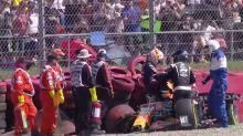 Fórmula 1. Las consecuencias ocultas del accidente de Silverstone para Red Bull