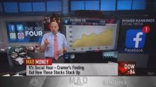 Jim Cramer reveals his top social media stocks