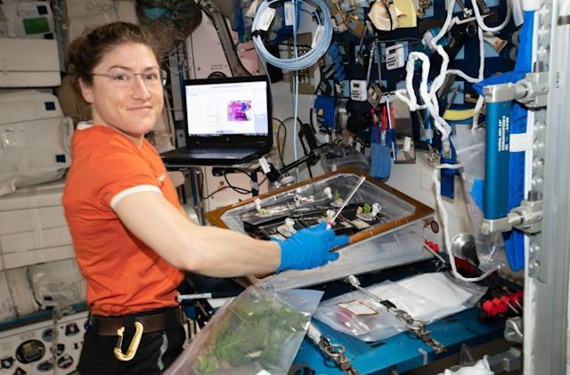 Christina Koch will set a record for longest spaceflight by a woman