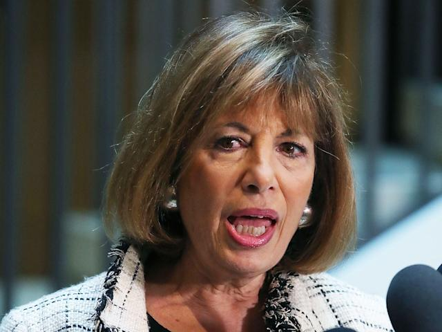 Jackie Speier, who represents California's 14th Congressional District near San Francisco, said the probe into Russian meddling 'could get very muddy very quickly': Getty