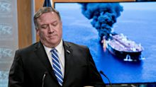 Pompeo Vows That U.S. Will Protect Shipping in Persian Gulf