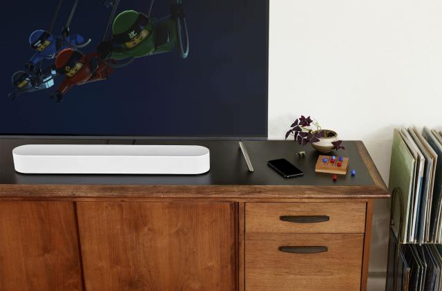 Sonos Beam is a smart soundbar with HDMI and AirPlay 2