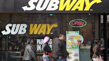 Subway employee fired after video shows counters being cleaned with a mop