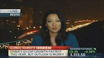 China's Q3 GDP data higher, but outlook is murky