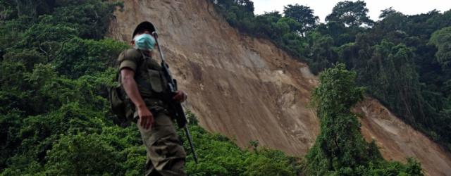 Guatemala mayor arrested over mudslide that killed 280
