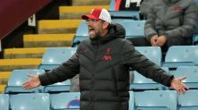 'We lost the plot': Jurgen Klopp credits Aston Villa for forcing error-strewn Liverpool performance