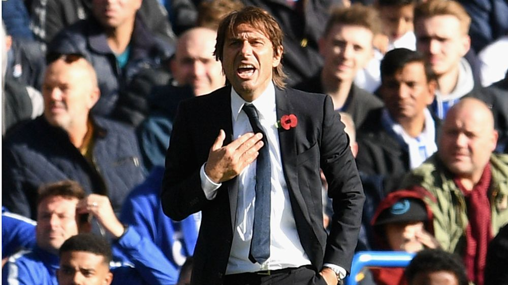 Conte agrees with Guardiola and Mourinho over EFL Cup