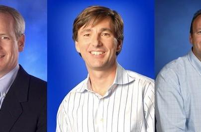 Microsoft names three new division presidents following recent departures