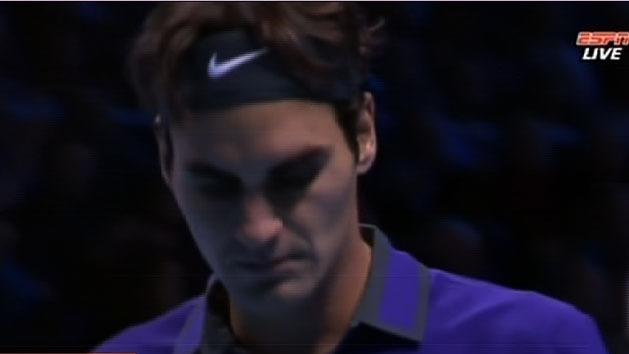 Roger claims record with win