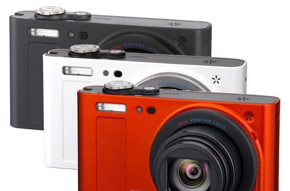 Pentax crams 18x optical zoom into Optio RZ18 point-and-shoot camera