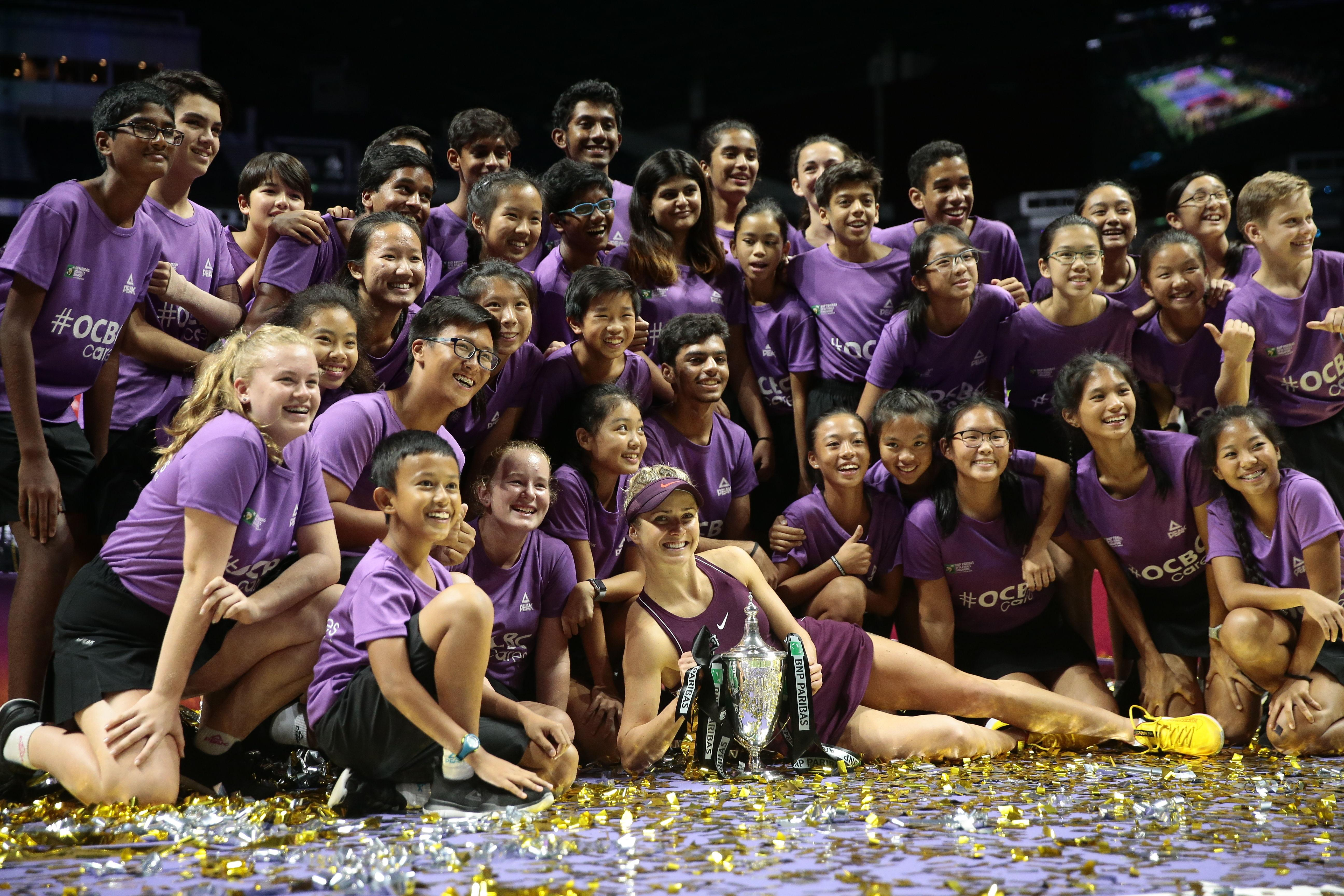 Golds and Goals moments: WTA Finals' best legacy in Singapore lies in its substance